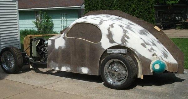 Water Spots On Windshield >> Bugatti Atlantic Replica Project - Body Patterns